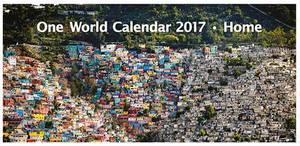 The One World Calendar 2017