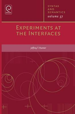 Experiments at the Interfaces