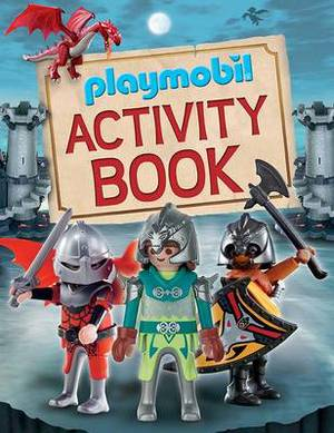 Official Playmobil Activity Book