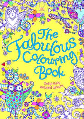 The Fabulous Colouring Book