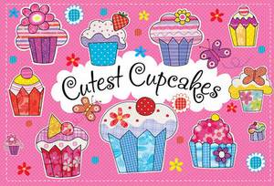 Cutest Cupcake Stationery Box