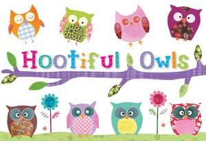 Hootiful Owl Stationery Box