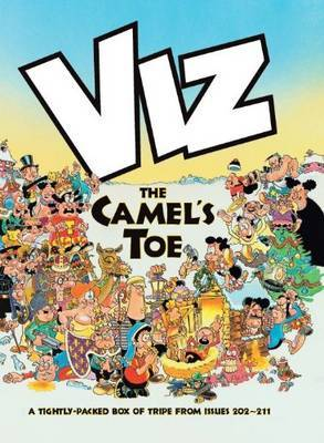Viz Annual: The Camel Toes: 2013