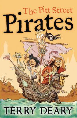 The Pitt Street Pirates: 4u2read