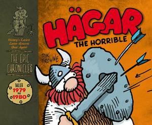 Hagar the Horrible (The Epic Chronicles): Dailies 1979-80