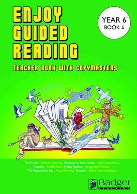 Enjoy Guided Reading: Year 6 Book 4 Teacher Book & CD