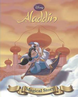 Disney Aladdin Magical Story: The story of the film.