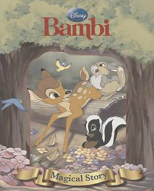 Disney Bambi Magical Story: The story of the film.