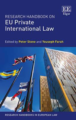 Research Handbook on EU Private International Law