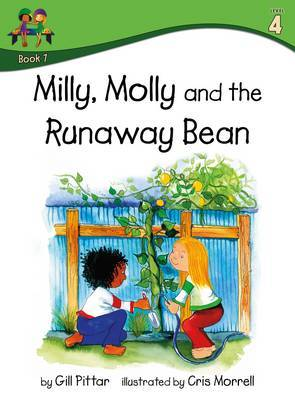 Milly Molly and the Runaway Bean