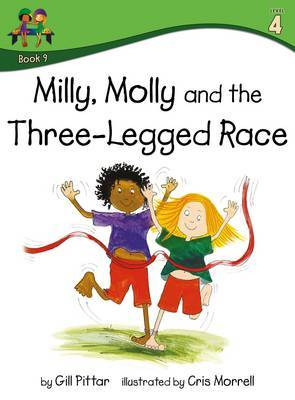 Milly Molly and the Three Legged Race