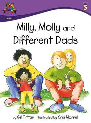 Milly Molly and Different Dads