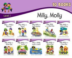 Milly Molly: Level 1 - 10