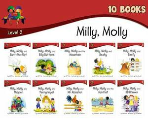 Milly Molly: Level 2 - 10
