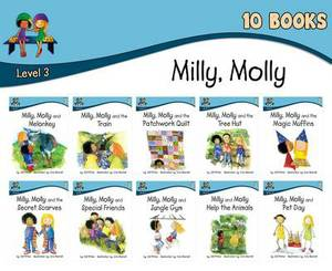 Milly Molly: Level 3 - 10