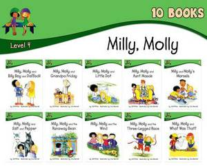 Milly Molly: Level 4 - 10