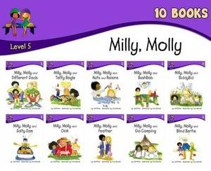 Milly Molly: Level 5 - 10