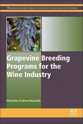 Grapevine Breeding Programs for the Wine Industry