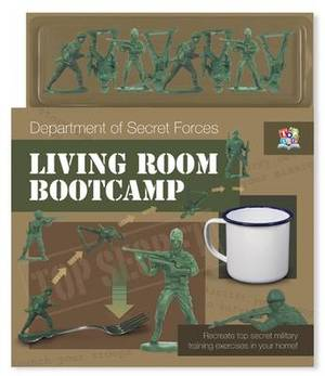 Living Room Bootcamp