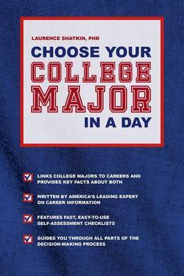 Choose Your College Major in a Day