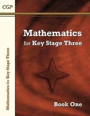 Mathematics for KS3: Book 1