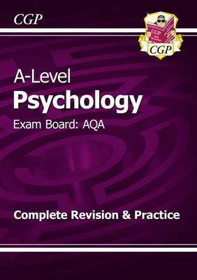 A-Level Psychology: AQA Year 1 & 2 Complete Revision & Practice