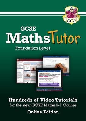 New MathsTutor: GCSE Maths Video Tutorials (Grade 9-1 Course) Foundation