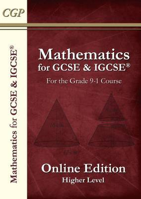 New Maths for GCSE Textbook: Online Edition with Answers - Higher (for the Grade 9-1 Course)