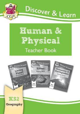 New KS2 Discover & Learn: Geography - Human and Physical Geography Teacher Book