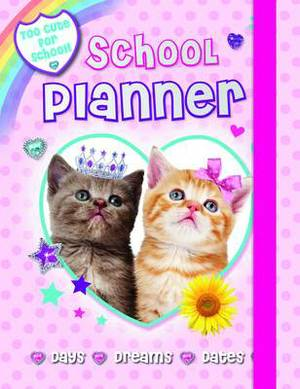 Fluffy Friends School Diary: With Lots of Fluffy Characters from  Too Cute for School