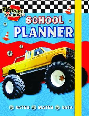 My Extreme Machines School Diary: with Cool Cars and Engines