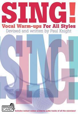 Sing] Vocal Warm-Ups for All Styles (Book/Audio Download)