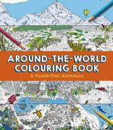 A Fabulous Tour Of The Worlds Most Wonderful Cities Natural Wonders And Landmarks With This Intriguing Intricate Colouring Book
