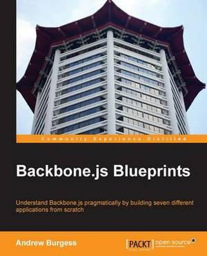 Backbone.js Blueprints
