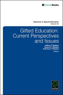 Gifted Education: Current Perspectives and Issues