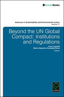 Beyond the UN Global Compact: Institutions and regulations