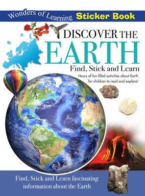 Discover the Earth Sticker Book