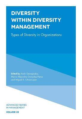 Diversity within Diversity Management: Types of Diversity in Organizations