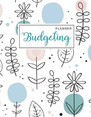 ad3b9bd6647e Budgeting Planner: Monthly Worksheet Weekly Expense Tracker Bill Organizer  Spending Tracking Budget Notebook Personal Home Finance Book Keeping ...