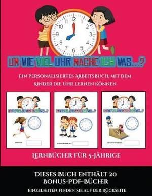 Magrudy.com - Lernbucher fur 5-Jahrige (Um wie viel Uhr