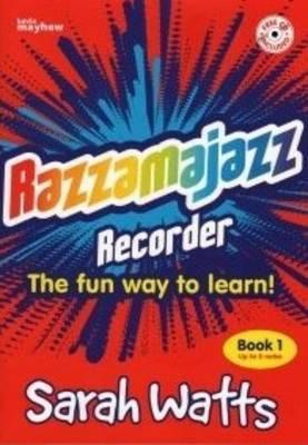 Razzmajazz Recorder: The Fun Way to Learn: Bk. 1