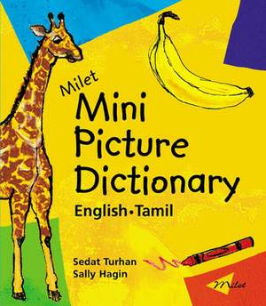 Milet Mini Picture Dictionary: English-Tamil