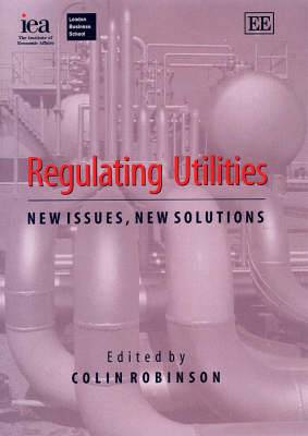 Regulating Utilities: New Issues, New Solutions