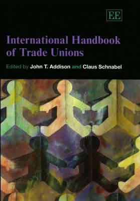 International Handbook of Trade Unions