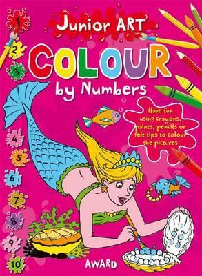 Mermaid: Colour By Numbers