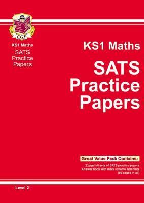 KS1 Maths SATs Practice Papers - Level 2
