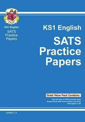 KS1 English SATs Practice Papers - Levels 1-3