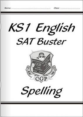 KS1 English SAT Buster - Spelling