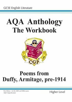 Gcse English Literacy Aqa Anthology: Duffy And Armitage Pre 1914: Higher Poetry Workbook