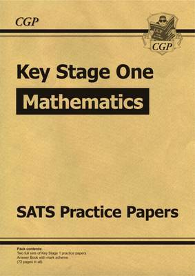 KS1 Maths SATS Practice Papers (for the New Curriculum)
